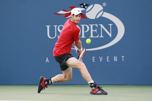 Murray enjoyed a fine run in New York but had to wait until 2012 to win the title