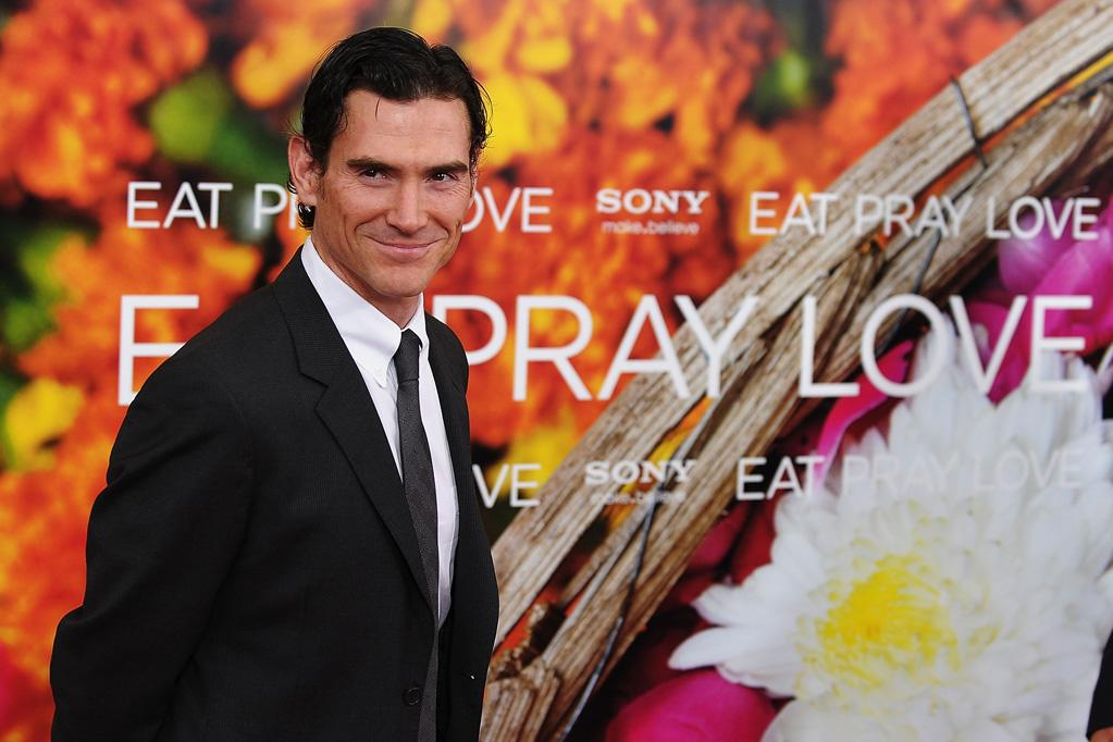 """<a href=""""http://movies.yahoo.com/movie/contributor/1800019546"""">Billy Crudup</a> at the New York City premiere of <a href=""""http://movies.yahoo.com/movie/1810105588/info"""">Eat Pray Love</a> - 08/10/2010"""