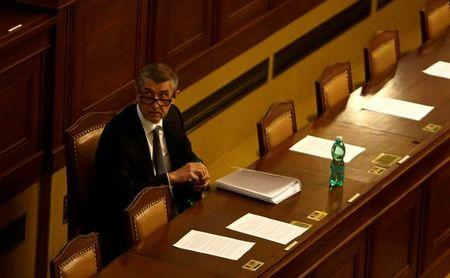 Czech PM Accepts Proposal for Finance Minister Replacement