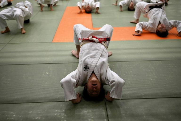 Winter Training at the Kodokan in Tokyo is a pilgrimage for judo enthusiasts across the world