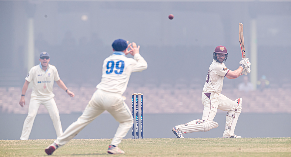Summer sports like cricket will be impacted by heatwaves and smoke as the climate crisis worsens. Source: AAP