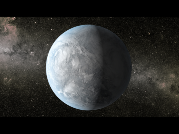 Super-Earth Planets May Have Watery Earthlike Climates