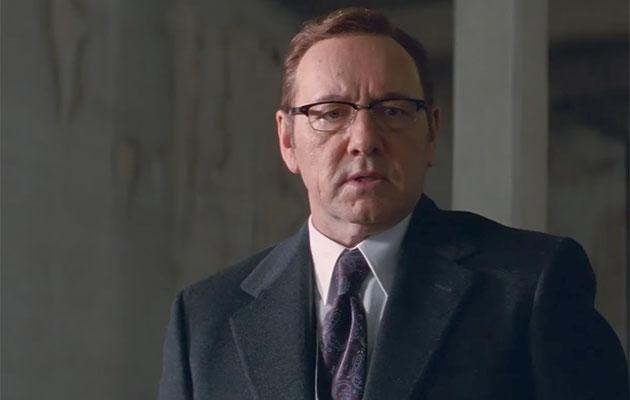 Kevin Spacey stars as criminal kingpin Doc. Source: Sony Pictures
