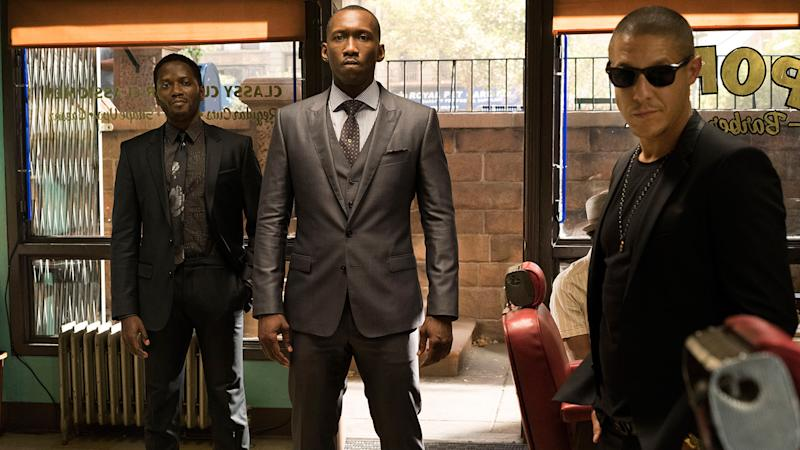 A new 'Luke Cage' clip introduces the crime boss Cottonmouth