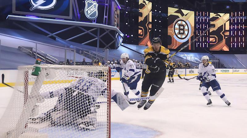 Better for the Bruins? Yes, but difficult to see them beating Tampa