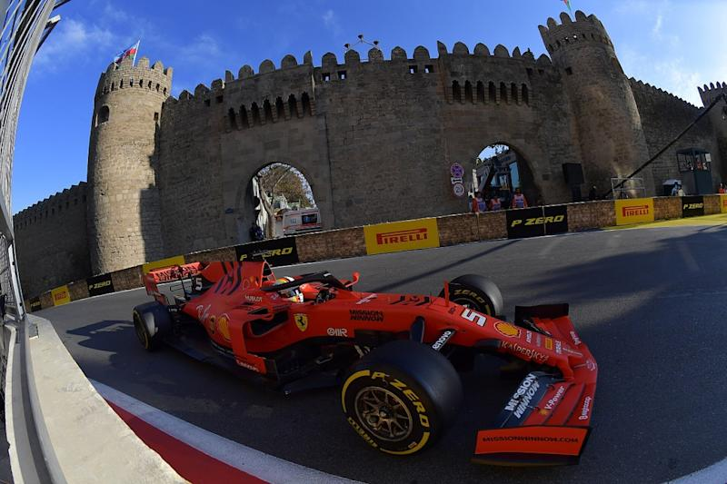 F1 season further delayed as Baku officially postponed