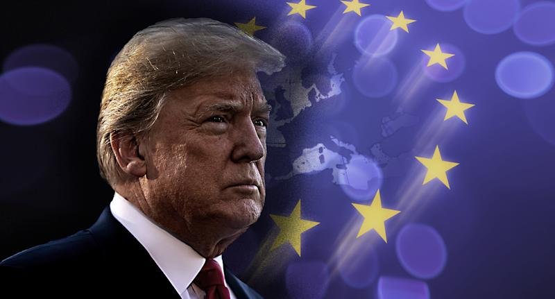 Donald Trump Declares The European Union A 'Foe'