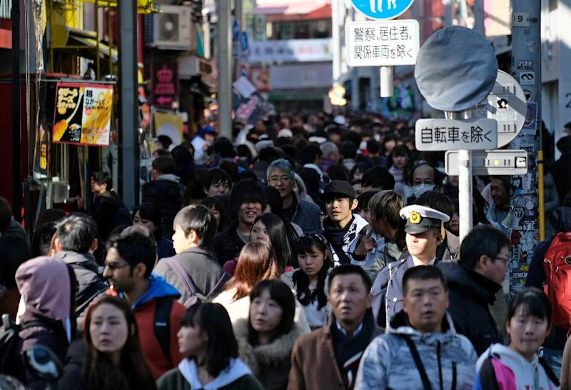 Japanese people are notoriously hard workers and some are daunted by the prospect of extra holidays as a result of the imperial abdication