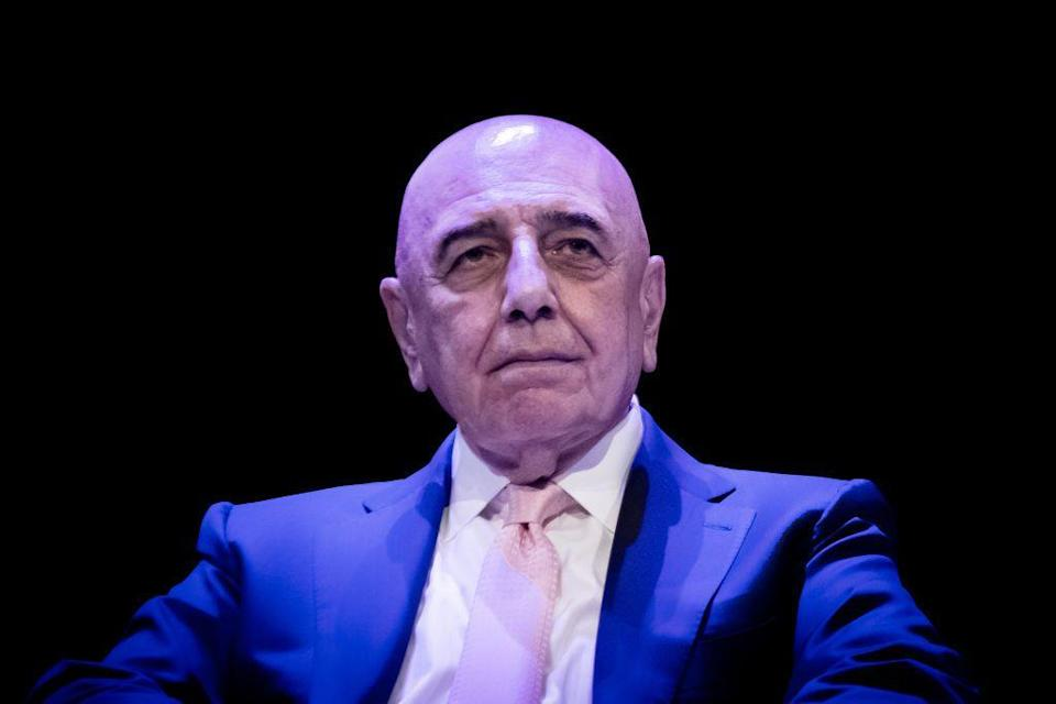 Adriano Galliani attends the Second Edition Of 'The Festival Of Sport' In Trento'Il Festival dello Sport' in Trento, Italy, on 11 October 2019. From 10 to 13 October 2019 the second edition of the Festival of Sport, which will have a national and international dimension, thanks to the caliber of the expected guests and the topics covered. The organizers are the first Italian sports daily, La Gazzetta dello Sport, and Trentino. (Photo by Massimo Bertolini/NurPhoto via Getty Images) (Photo: NurPhoto via NurPhoto via Getty Images)