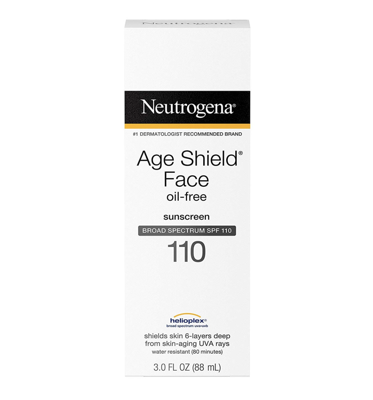 Neutrogena Age Shield Face Lotion Sunscreen with Broad Spectrum SPF 100