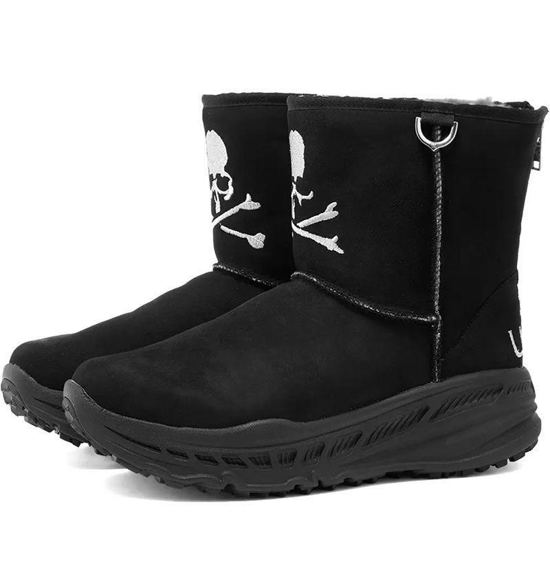 """<p><strong>Ugg x MASTERMIND WORLD </strong></p><p>endclothing.com</p><p><strong>$455.00</strong></p><p><a href=""""https://www.endclothing.com/us/ugg-x-mastermind-world-ca805-classic-1118695-bk.html"""" rel=""""nofollow noopener"""" target=""""_blank"""" data-ylk=""""slk:Shop Now"""" class=""""link rapid-noclick-resp"""">Shop Now</a></p>"""