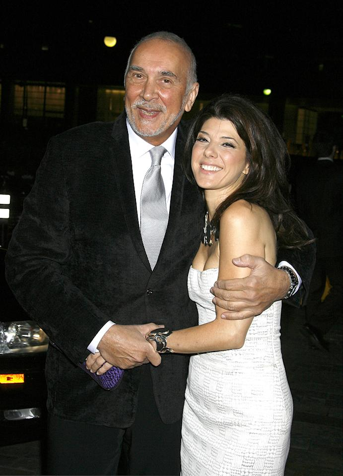 """<a href=""""http://movies.yahoo.com/movie/contributor/1800017675"""">Frank Langella</a> and <a href=""""http://movies.yahoo.com/movie/contributor/1800024659"""">Marisa Tomei</a> at the 61st Annual Directors Guild of America Awards in Los Angeles - 01/31/2009"""
