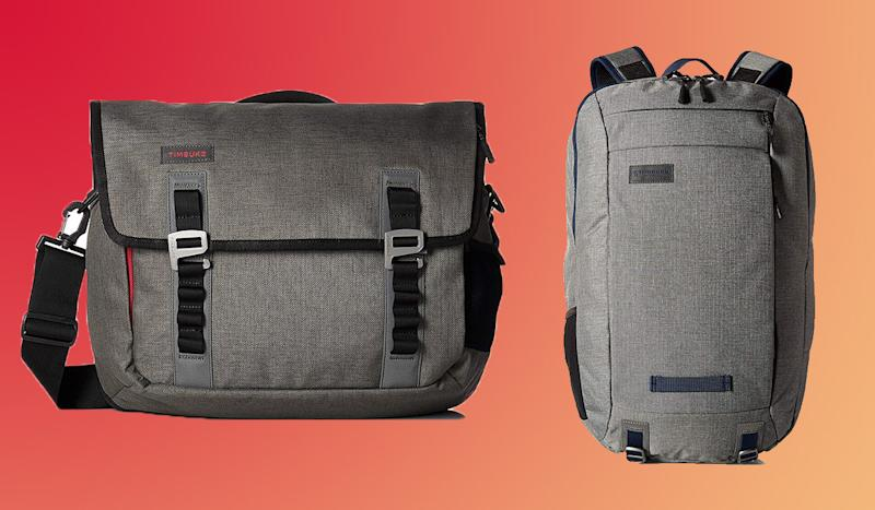 Get the sophisticated, streamlined work bag you've always wanted for a fraction of the price. (Photo: Amazon)