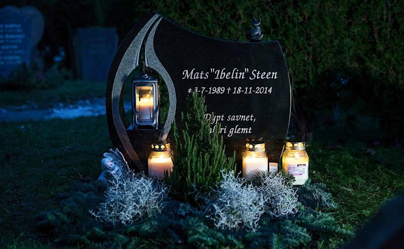 Memorial de Mats 'Ibelin' Steen