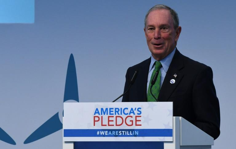 US businessman and former New York major Michael Bloomberg has led nearly 1,000 business and government officials in declaring they would honor the accord despite Trump's move to pull out of the agreement