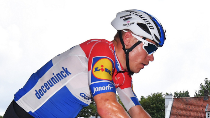 Jakobsen out of coma after Tour of Poland crash