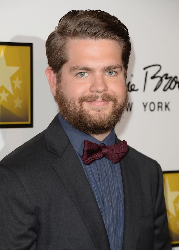 LOS ANGELES, CA - JUNE 10:  Jack Osbourne arrives at Broadcast Television Journalists Association's third annual Critics' Choice Television Awards at The Beverly Hilton Hotel on June 10, 2013 in Beverly Hills, California.  (Photo by Jason Merritt/Getty Images)