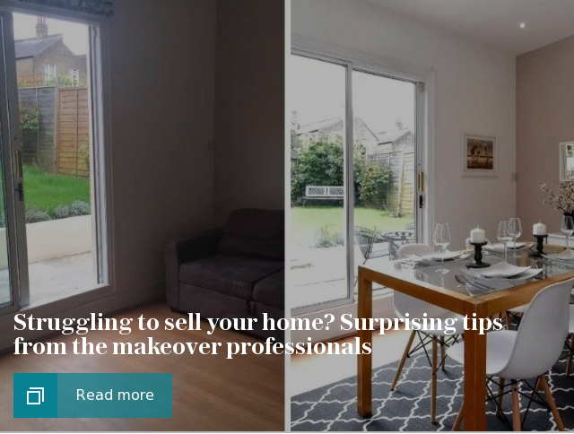 Struggling to sell your home? Surprising tips from the makeover professionals