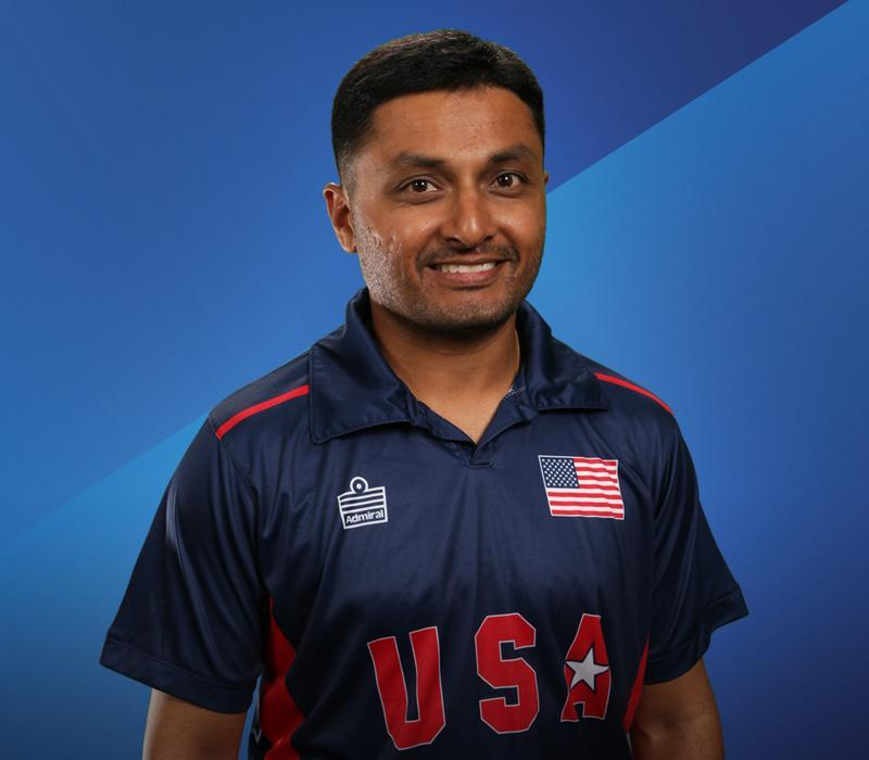 Timil Patel, former Indian player
