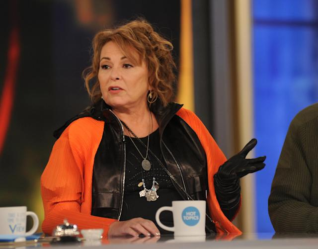 Roseanne Barr was fired after tweeting a racist remark about Valerie Jarrett in May. (Photo: Paula Lobo/ABC via Getty Images)