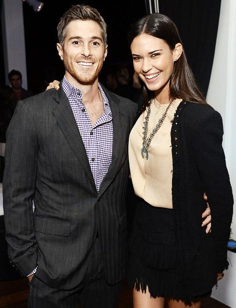 """Odette, Dave Annable Move to NYC: """"It's Such a Great Place to Live"""""""