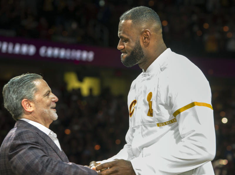 Will Ferrell to LeBron James: 'We Need You' to Run for President