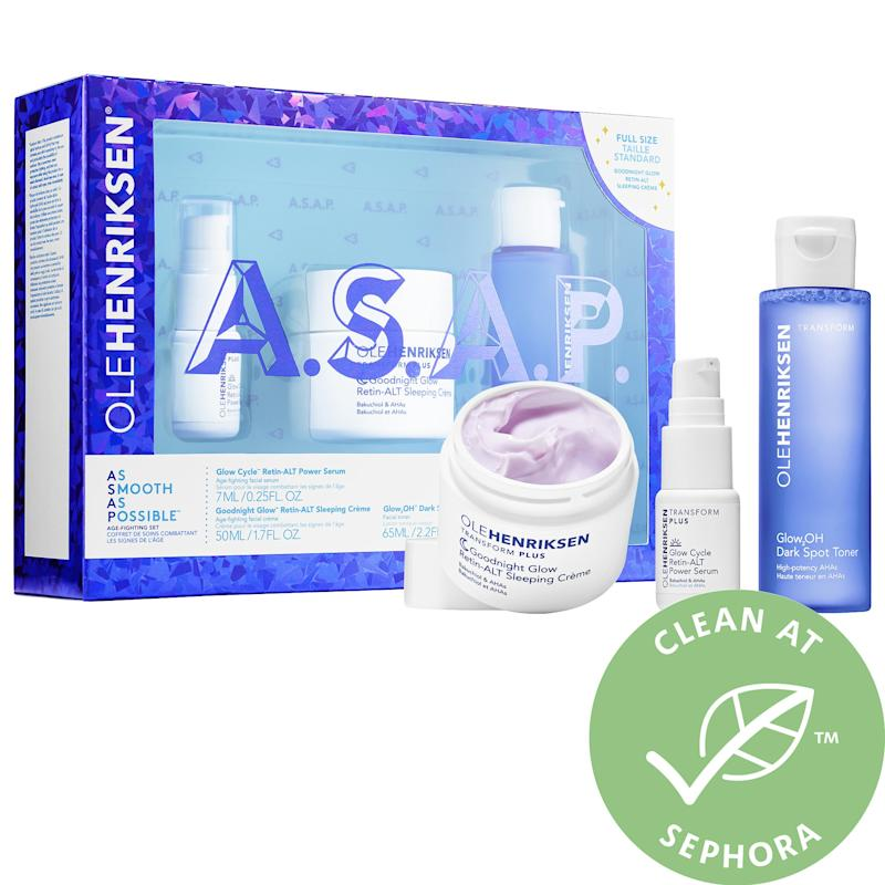 Olehenriksen A.S.A.P. (As Smooth As Possible) Age-Fighting Set