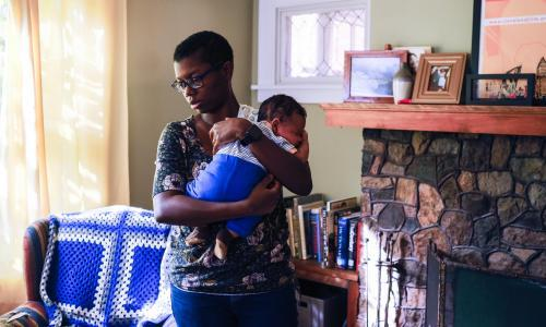 Black babies die at twice the rate of white babies in the US. One woman wants to change that