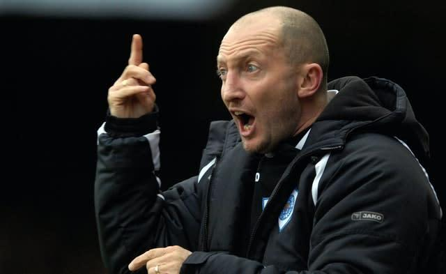 Ian Holloway has managed throughout the EFL (Rebecca Naden/PA)