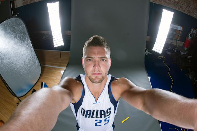 Chandler Parsons: Model small forward. (Jerome Miron-USA TODAY Sports)