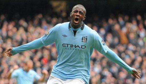 Toure leads African goal charge in England