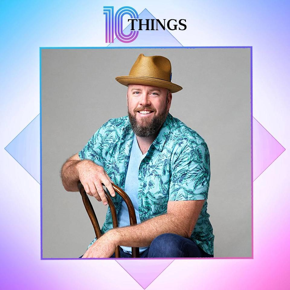 10 Things You Didn't Know About Chris Sullivan—By Chris Sullivan