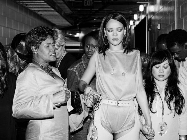 PHOTO: Rihanna tells her story in a 'visual autobiography' featuring more than 1,000 'intimate' photographs depicting the star's life as a musician, performer, designer and businesswoman.' (Dennis Leupold/Courtesy Rihanna/Phaidon)