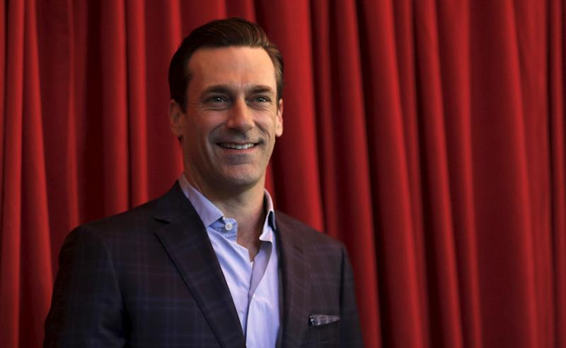 """Hamm told U.K. magazine The Observer&nbsp;that <a href=""""http://www.huffingtonpost.com/2010/09/22/jon-hamm-talks-about-his-_n_734825.html"""">treatment and medication allowed him</a>&nbsp;to manage his&nbsp;mental health issues.<br /><br />""""I did do therapy and antidepressants for a brief period, which helped me,"""" he said. """"Which is what therapy does: it gives you another perspective when you are so lost in your own spiral... It helps."""""""