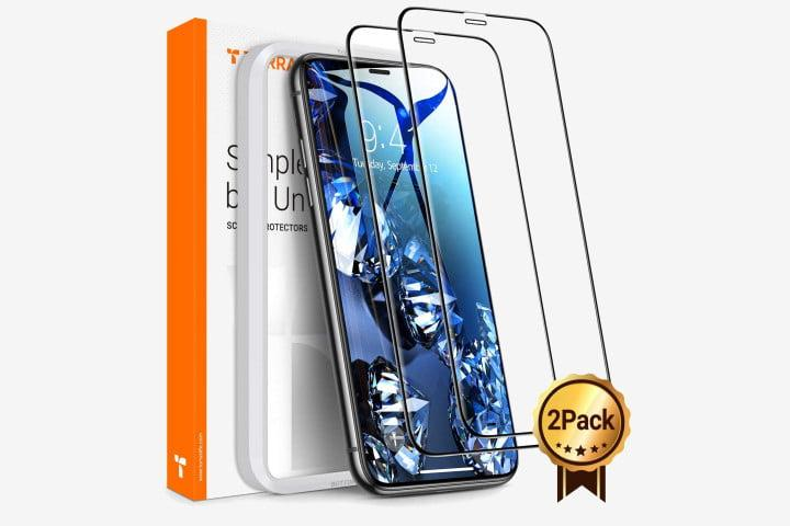 Torras Diamond Hard Screen Protector for iPhone 11