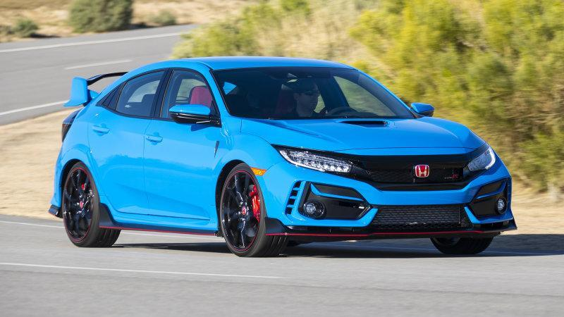 2020 Honda Civic Type R First Drive Better Driving And Better Value