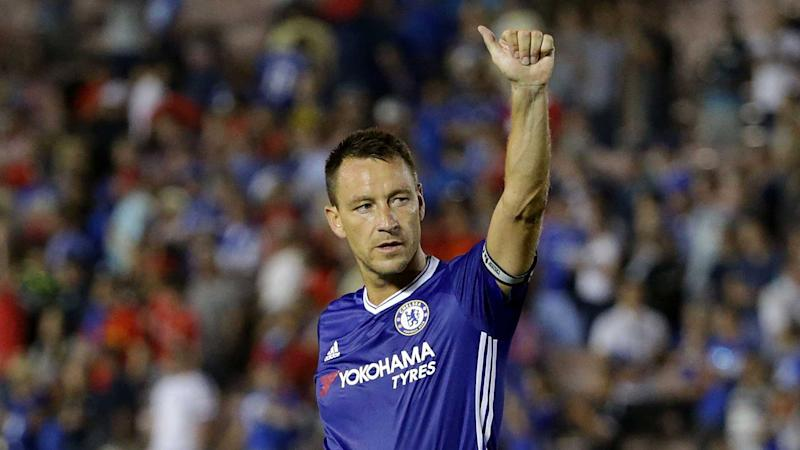 Sources: MLS market for John Terry has dried up