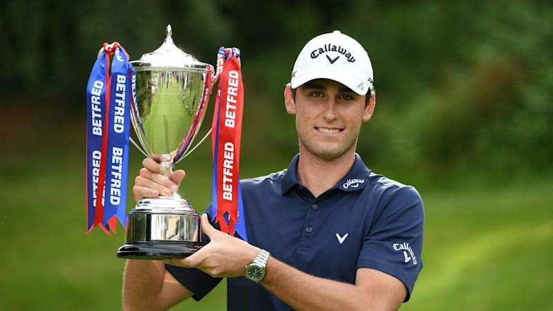 Ice-cool Paratore crowned British Masters champion
