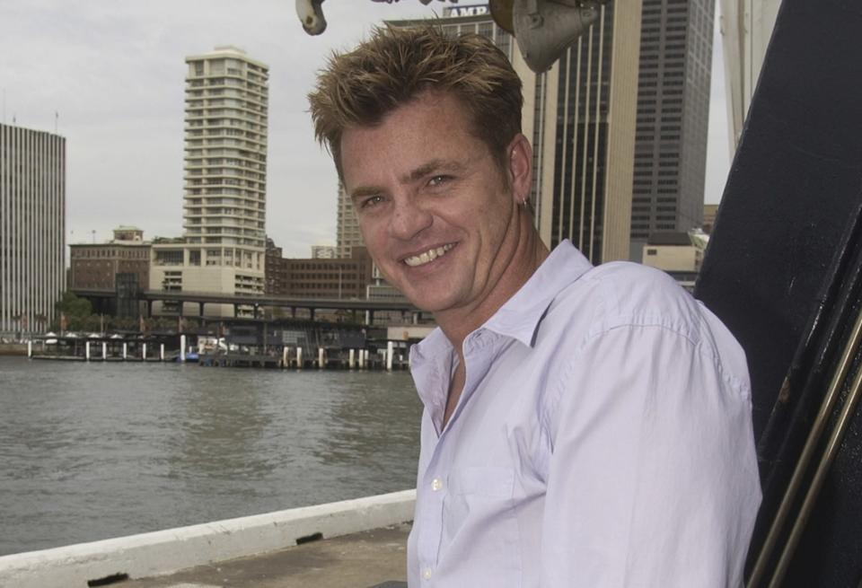Actor Martin Lynes, one of the cast of the Australian TV medical drama 'All Saints' was found guilty of sexual assault. (Getty)