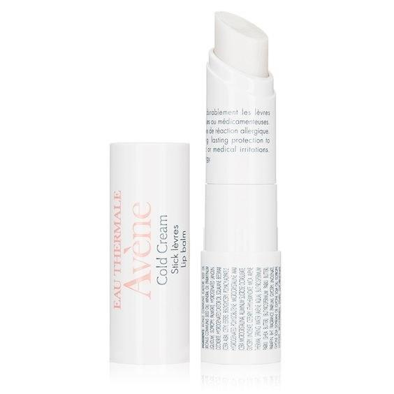 """To keep my lips as moisturized and healthy-looking as my face, this week I'm stocking up on Avene's Cold Cream Lip Balm at Dermstore's Anniversary Sale. Last year, this lip balm saved my life when the temperature started to change so this year I'm going to be fully prepared by purchasing a bunch before the change of the season. $14, Dermstore. <a href=""""https://shop-links.co/1681722609305701289"""">Get it now!</a>"""