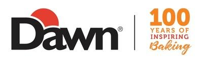 Dawn 100 Logo (PRNewsfoto/Dawn Food Products, Inc.)