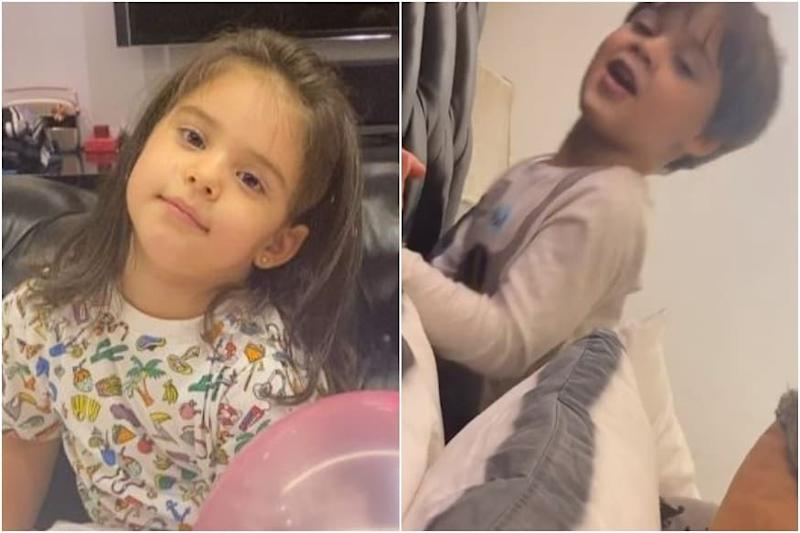 Watch: In Karan Johar's Latest Video, Kids Yash And Roohi Are 'Porters'