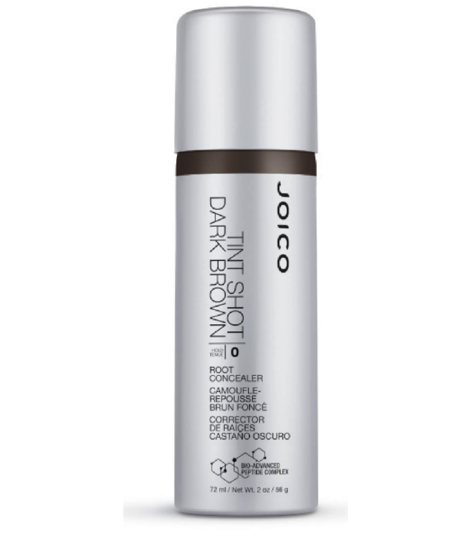 Joico Tint Shot, root concealer, dark brown, 72ml, S$24. PHOTO: Lookfantastic