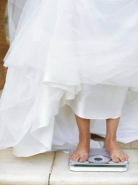 Extreme weight loss for brides