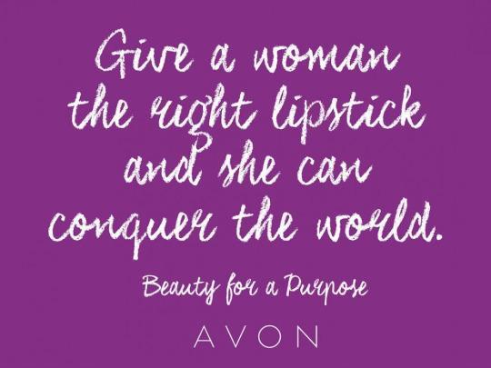 Avon Empowers Their Reps With Beauty For A Purpose