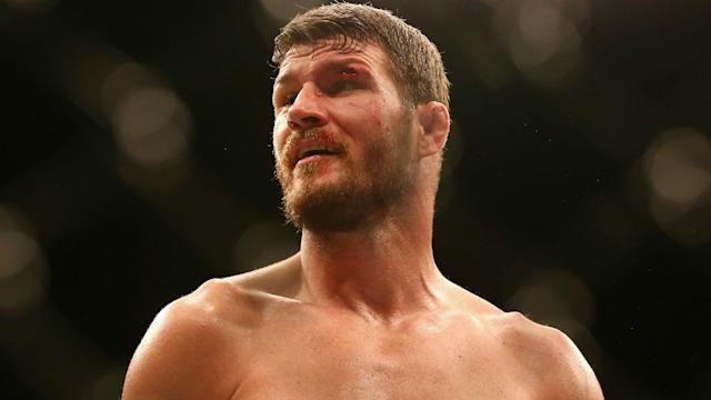 Former UFC middleweight champion Michael Bisping discussed his career highlights with Omnisport, as well as being inspired by 'Rocky'.