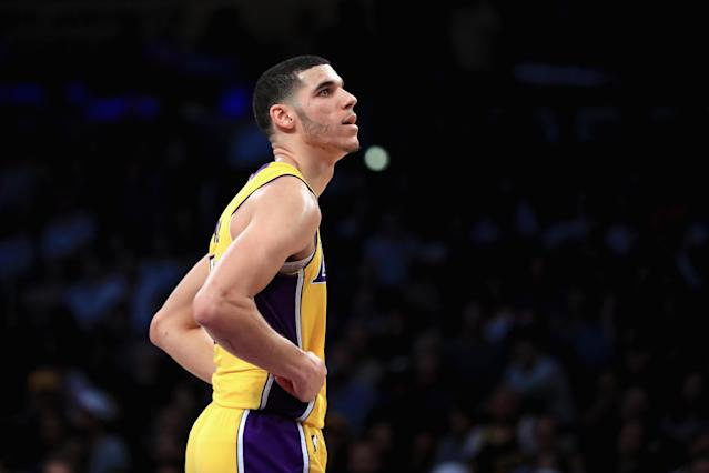 Lakers: Lonzo Ball Will Answer Fans' Prayers—Just Not This Season