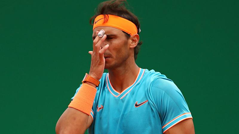 Nadal: I probably played one of the worst matches on clay in 14 years