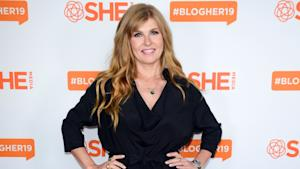 Connie Britton BlogHer19