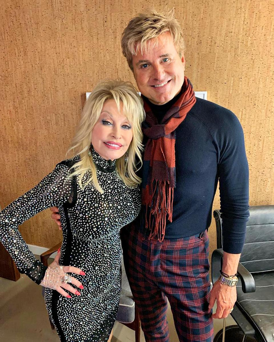 """<p>""""There's a formula to dressing Dolly,"""" says Steve Summers, 56, who has designed Parton's gowns and costumes for 30 years. """"It's going to be sparkly and vibrant. It's going to be cinched at the waist. And it's going to have that Dolly flair.""""</p> <p>As her creative director, Summers produces more than 300 looks a year for Parton, who generally defers to his fashion sense. """"She is focused on her work, on music and producing more music,"""" he says. """"But she always knows what she wants.""""</p>"""